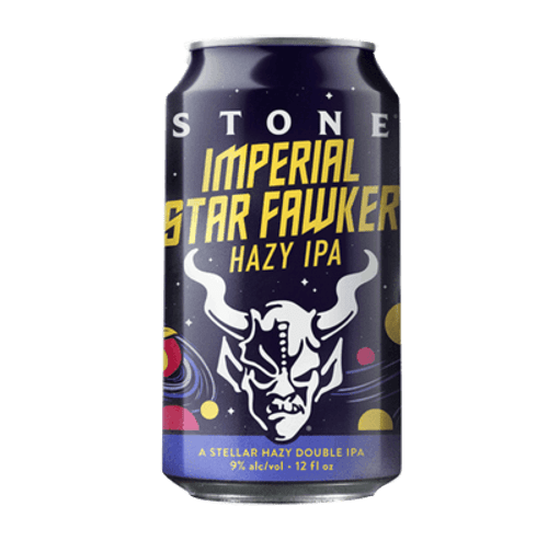 Stone Brewing Imperial Star Fawker Hazy DIPA 355ml Can