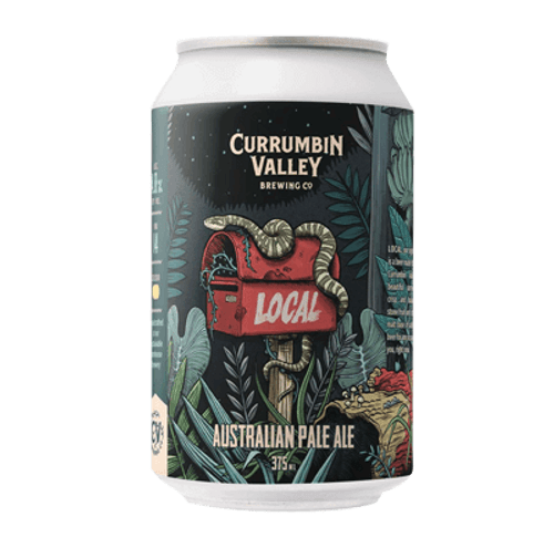 Currumbin Valley Local Pale Ale 375ml Can