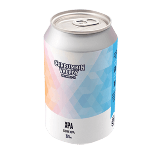 Currumbin Valley Double Dry Hopped XPA 375ml Can
