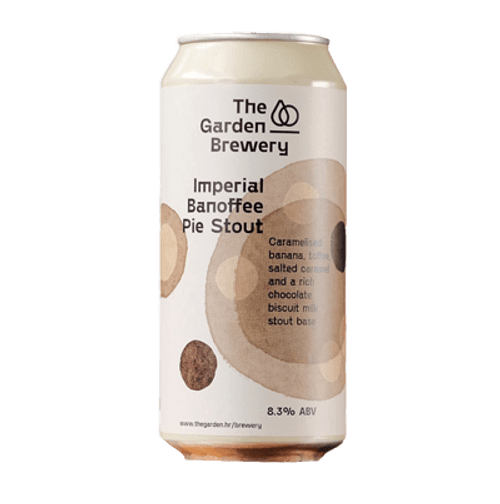 The Garden Imperial Benoffee Pie Stout 440ml Can