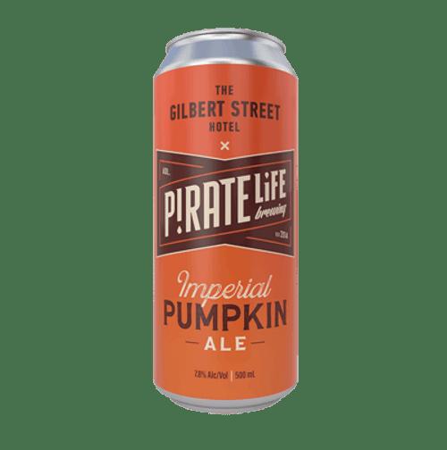 Pirate Life Imperial Pumpkin Ale 500ml Can