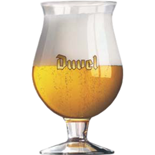 Duvel Beer Glass