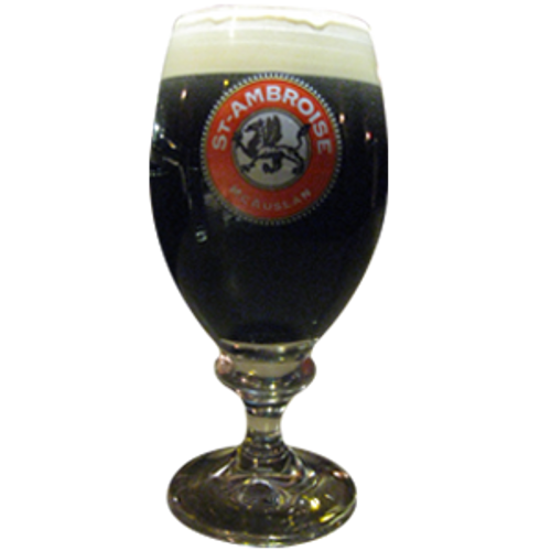 St Ambroise Stemmed Glass