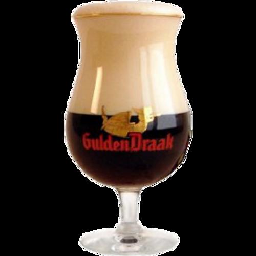 Gulden Draak Beer Glass