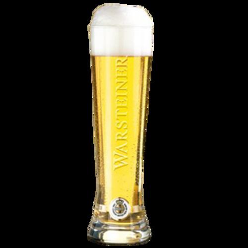 Warsteiner Tall Pilsner Glass