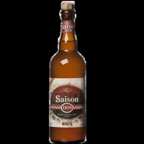 Du Bocq Saison 1858