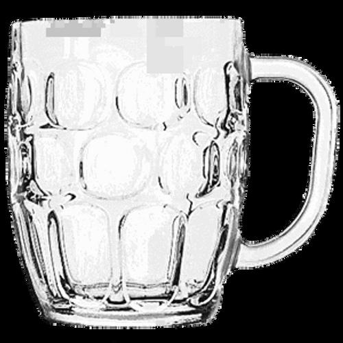 Libbey Dimple Stein Beer Mug