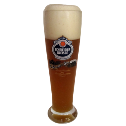 Schneider-Weisse Wheat Beer Glass
