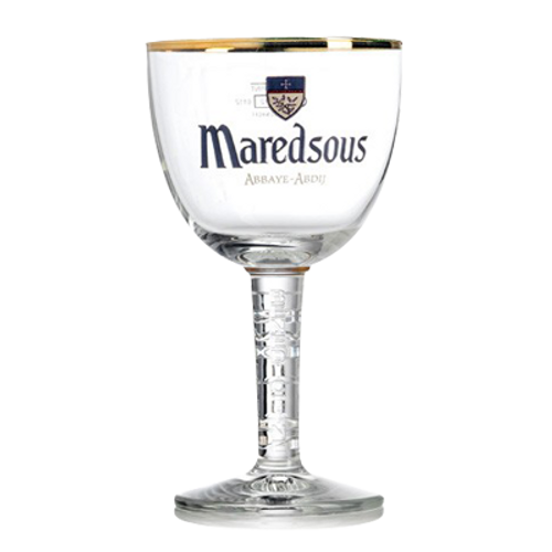 Maredsous Glass Goblet