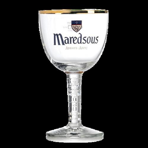 Maredsous Glass Goblet