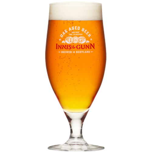 Innis & Gunn Half Pint Tulip Glass