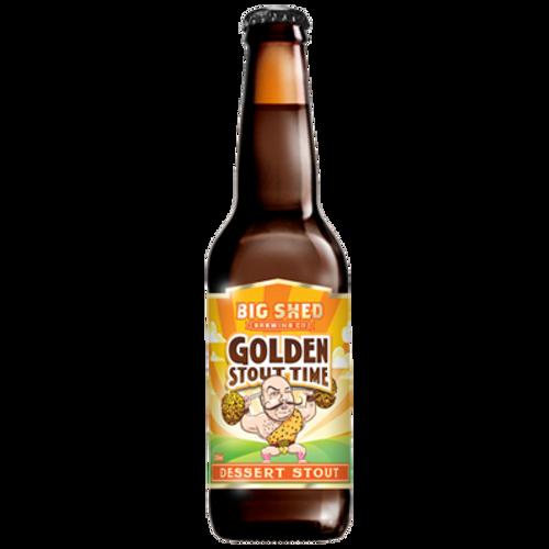 Big Shed Golden Stout Time