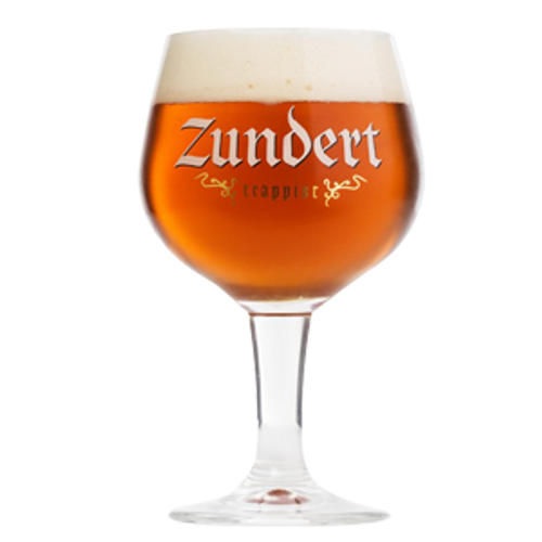 Zundert Trappist Beer Glass