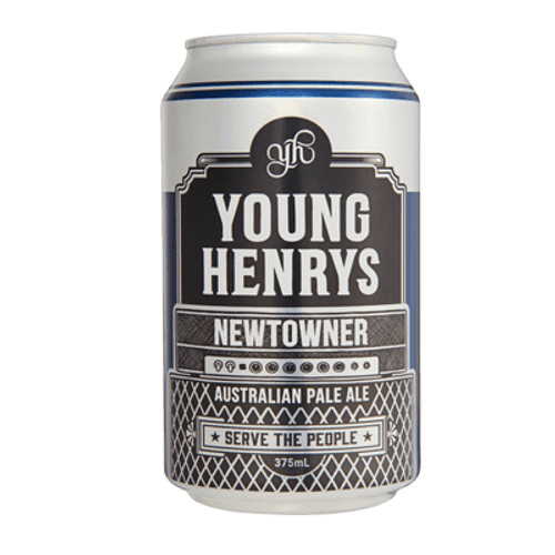 Young Henrys Newtowner 375ml Can