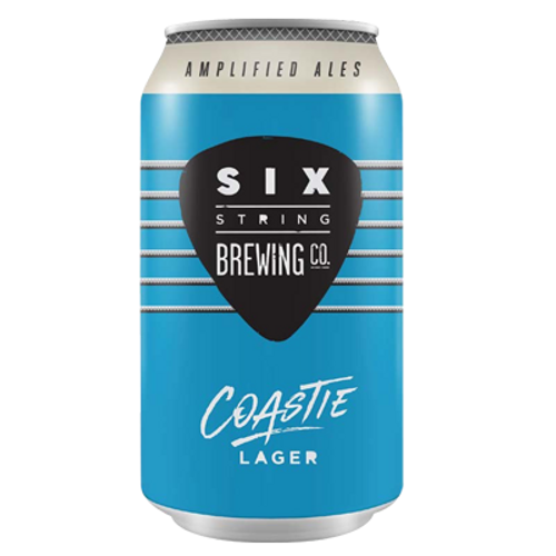 Six String Brewing Coastie Pale Lager