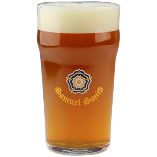 Samuel Smith Pint Glass