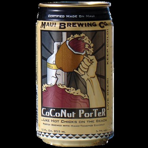 Maui Brewing CoCoNut PorTeR