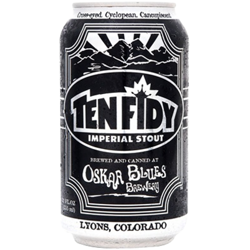 Oskar Blues Ten FIDY Imperial Stout