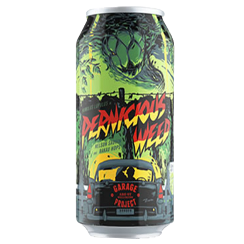 Garage Project Pernicious Weed 440ml Can