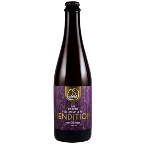 8 Wired Rendition Brett Belgian Ale