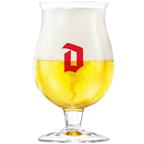 Duvel L'art De Detail Beer Glass