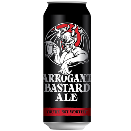 Stone Brewing Arrogant Bastard Ale 470ml Can