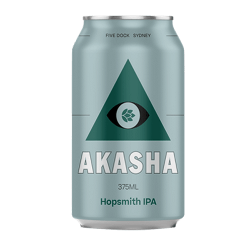 Akasha Hopsmith IPA 375ml Can