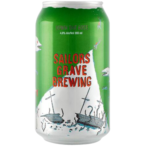 Sailors Grave Down She Gose