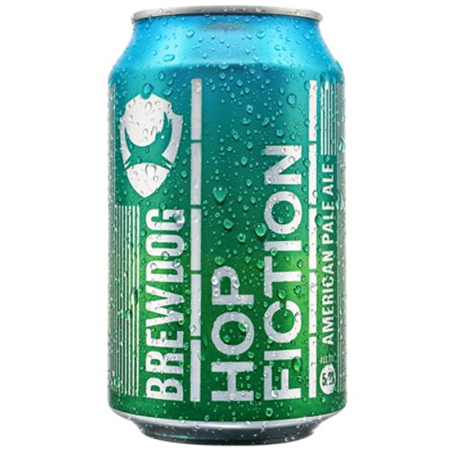 BrewDog Hop Fiction Pale Ale 330ml Can
