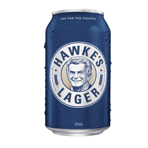 Hawke's Brewing Lager