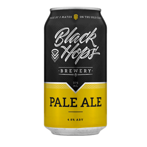 Black Hops Pale Ale