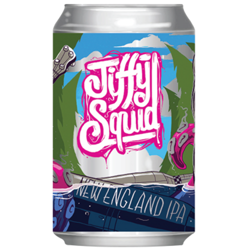 Mornington Jiffy Squid New England IPA