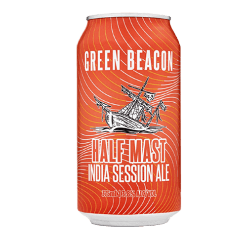 Green Beacon Half Mast Session IPA