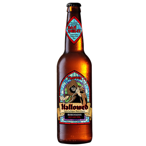 Robinsons Iron Maiden Trooper Hallowed