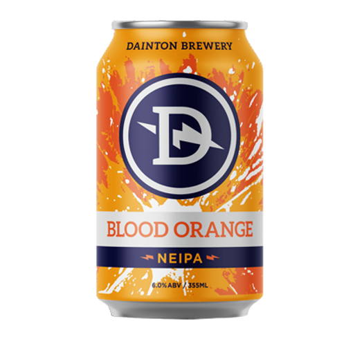 Dainton Blood Orange New England Rye IPA (4PK Limit)