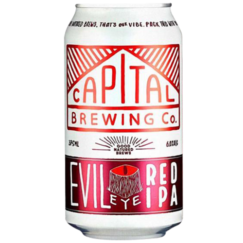 Capital Evil Eye Red IPA