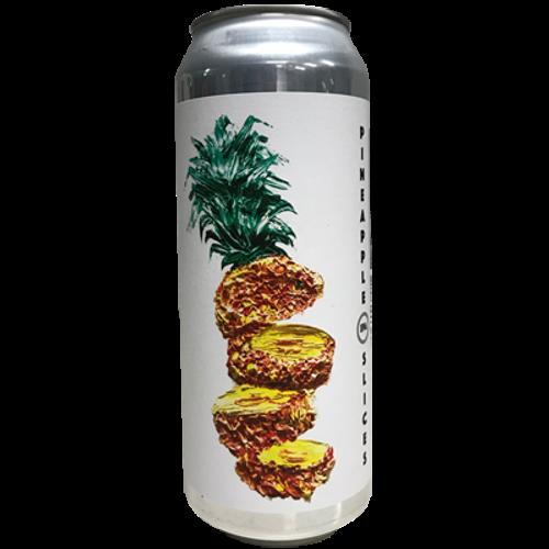 New England Pineapple Slices IPA