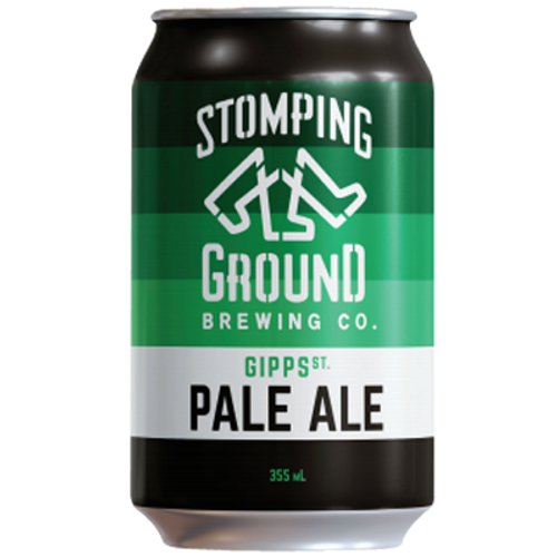 Stomping Ground Gipps Street Pale Ale