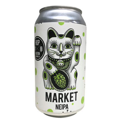 Hop Nation The Market NEIPA