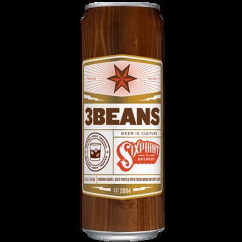 Sixpoint 3Beans Barrel-Aged Porter