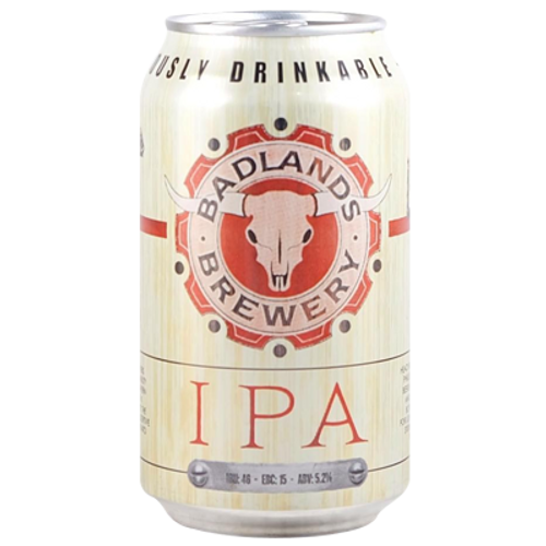Badlands IPA 355ml Can