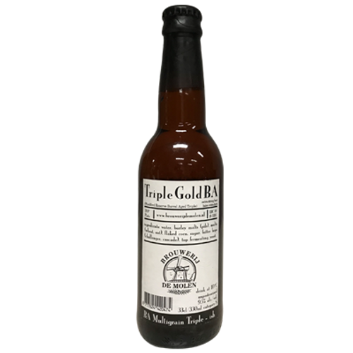 De Molen Triple Gold BA