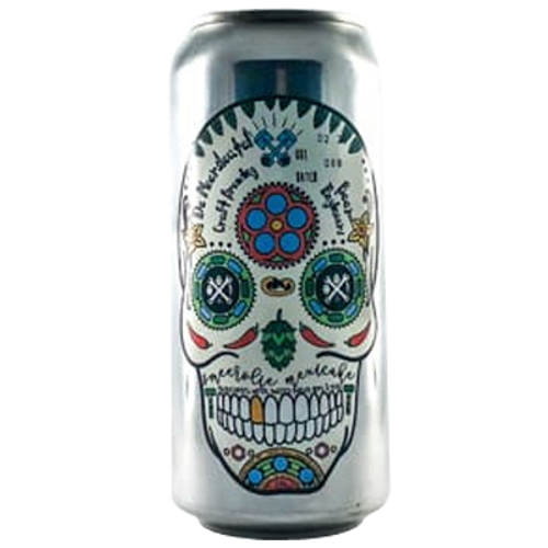 De Moersleutel Smeerolie Mexicake Imperial Stout (2 Can Limit)