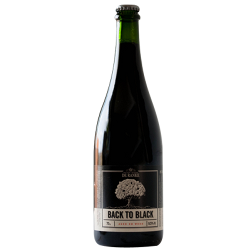 De Ranke Back to Black Imperial Porter