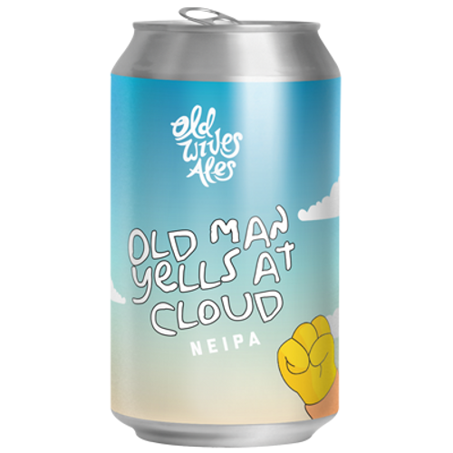 Old Wives Ales Old Man Yells at Cloud NEIPA