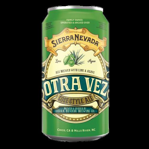 Sierra Nevada Otra Vez with Lime & Agave