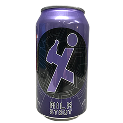 Exit Milk Stout 375ml Can