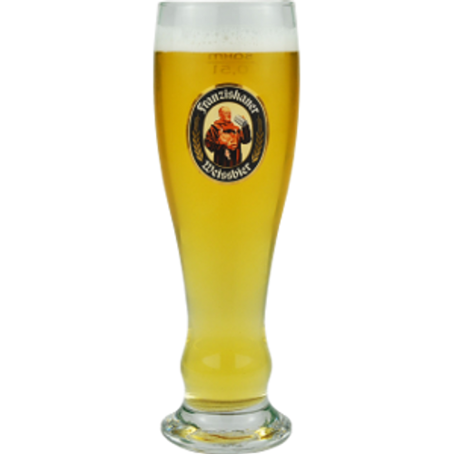 Franziskaner Wheat Beer Glass 300ml