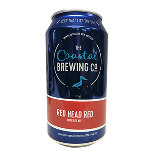 Coastal Red Head Red Ale