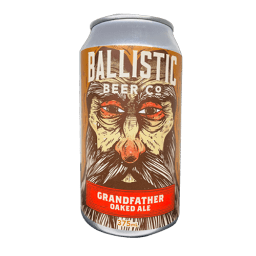 Ballistic Grandfather Oaked Ale